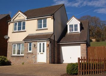 Thumbnail 4 bed detached house for sale in The Rudge, Yorkley, Lydney