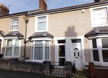 2 bed terraced house for sale in Park Road, Colwyn Bay, Conwy LL29