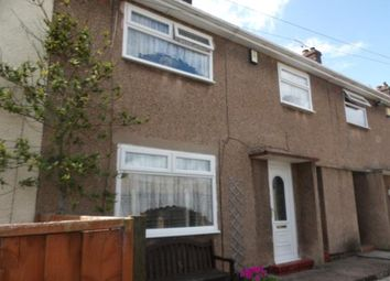 Thumbnail 3 bed terraced house for sale in Berryhill Grove, Gedling, Nottingham, Nottinghamshire
