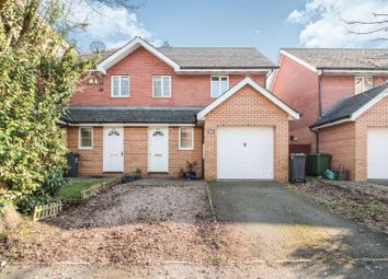 3 bed semi-detached house for sale in Campbell Drive, Windsor Quay CF11