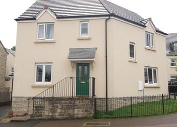 Thumbnail 4 bed property to rent in Finsbury Rise, Roche, St. Austell