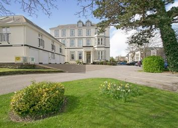 Thumbnail 2 bed flat for sale in Bar Road, Falmouth, Cornwall