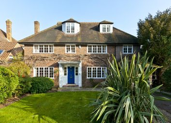 Thumbnail 5 bed detached house to rent in Wayneflete Tower Avenue, Esher, Surrey