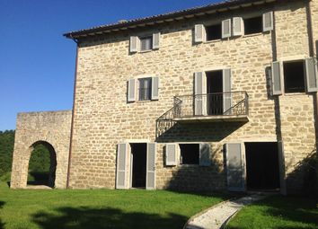 Thumbnail Town house for sale in San Vittorino, Gubbio, Perugia, Umbria, Italy