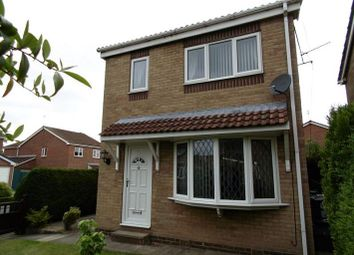 Thumbnail 3 bed detached house for sale in Hund Oak Drive, Hatfield, Doncaster