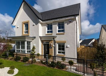 "Thumbnail 4 bedroom detached house for sale in ""Balbardie"" at Merchiston Oval, Brookfield, Johnstone"