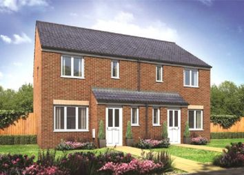 Thumbnail 3 bed semi-detached house for sale in Cloverfields, Hubberston, Milford Haven, Pembrokeshire.