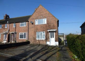 Thumbnail 2 bed town house to rent in Orme Road, Newcastle-Under-Lyme