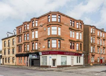 Thumbnail 3 bed flat for sale in Maryhill Road, North Woodside, Glasgow