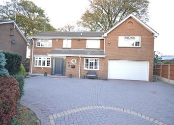 Thumbnail 5 bed detached house for sale in Druids Park, Calderstones, Liverpool