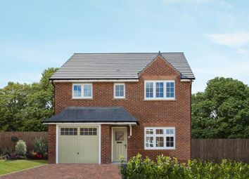 Thumbnail 4 bed detached house for sale in Sanderson Manor, Cambridge Road, Hauxton, Cambridge