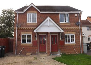 Thumbnail 2 bed semi-detached house for sale in Bradley Close, Louth