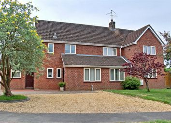 Thumbnail 5 bed detached house for sale in Alconbury, Huntingdon, Cambridgeshire