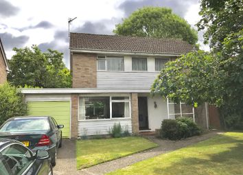 Thumbnail 3 bed detached house for sale in Grenfell Road, Stoneygate, Leicester