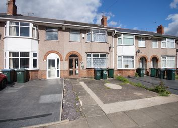 Thumbnail 3 bed terraced house for sale in Alfall Road, Coventry