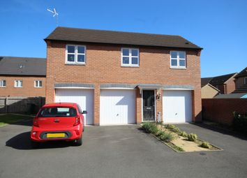 Thumbnail 2 bed flat for sale in Dragoon Road, Coventry