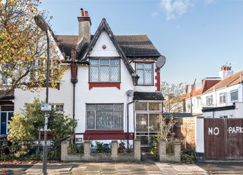 Thumbnail 3 bedroom end terrace house for sale in Jersey Road, London