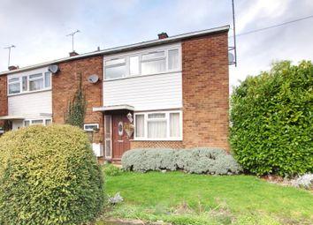 Thumbnail 3 bedroom end terrace house for sale in Ruskin Way, Elmhurst, Aylesbury