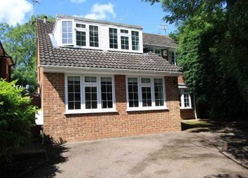 Thumbnail 4 bed detached house to rent in Moss Close, Pinner
