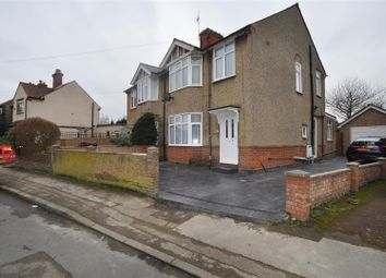 Thumbnail 3 bed semi-detached house for sale in Brampton Park Road, Hitchin