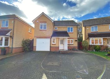 Thumbnail 4 bed detached house to rent in Ellis Close, Hoddesdon