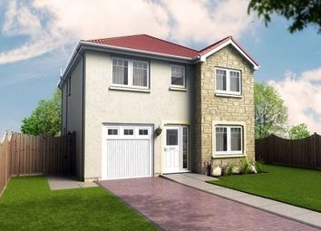 Thumbnail 4 bed detached house for sale in Plot 25, Laurel Brae, Springfield, Fife