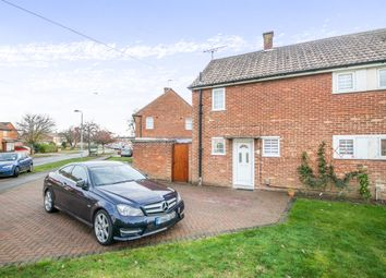 Thumbnail 3 bed semi-detached house for sale in Kingfisher Avenue, Ipswich