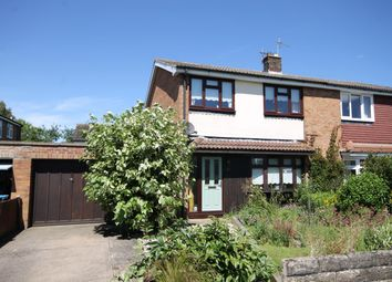 Thumbnail 3 bed semi-detached house for sale in Coverham Close, Northallerton