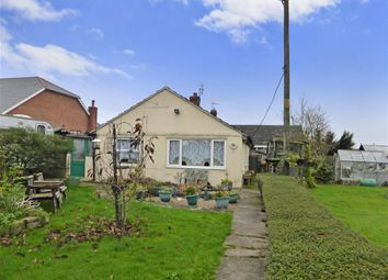 Thumbnail 2 bed semi-detached bungalow for sale in Highstreet Road, Hernhill, Faversham, Kent