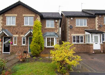 Thumbnail 3 bed semi-detached house for sale in Bells Wood Court, Blackhill, Consett