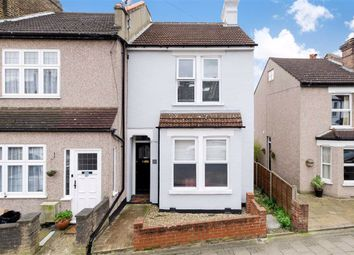 Thumbnail 3 bed end terrace house for sale in Canon Road, Bickley, Bromley