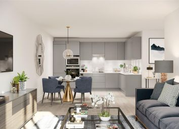 Thumbnail 2 bed flat for sale in Silverwood, Rickmansworth Road, Northwood