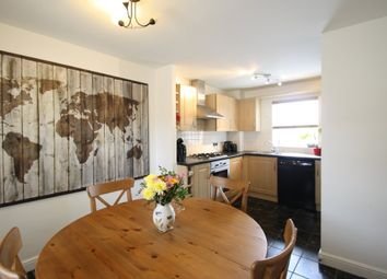 Thumbnail 4 bedroom town house for sale in Caspian Close, Purfleet