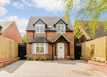 Thumbnail 3 bed detached house for sale in School Lane, Naseby, Northampton