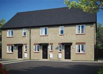 Thumbnail 2 bed terraced house to rent in Sinter Grove, Glan Llyn, Llanwern, Newport.