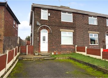 Thumbnail 3 bed semi-detached house for sale in Gorse Road, Rochdale