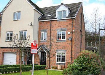 Thumbnail 4 bed town house for sale in Netherthorpe Lane, Killamarsh, Sheffield, Derbyshire