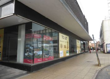 Thumbnail Retail premises to let in High Street, Kidderminster