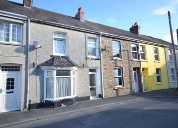 Thumbnail 3 bed terraced house for sale in King Edward Street, Whitland