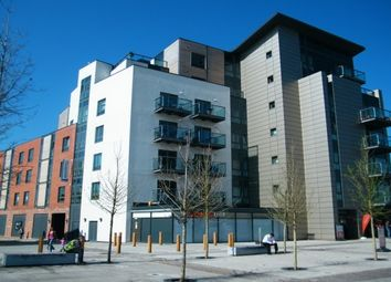 Thumbnail 2 bed flat to rent in Quayside, Bute Crescent, Cardiff Bay