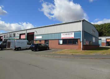 Thumbnail Industrial to let in Unit 4, Appleby Glade Industrial Estate, Swadlincote