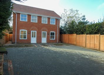 Thumbnail 2 bed semi-detached house to rent in Long Row, Leiston