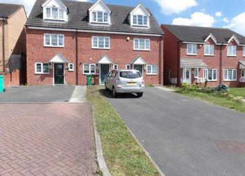 Thumbnail 3 bedroom terraced house for sale in Buxton Close, Top Valley, Nottinghamshire
