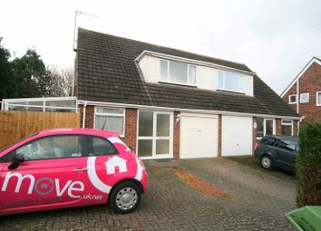 Thumbnail 3 bed semi-detached house to rent in Craven Drive, Churchdown, Gloucester