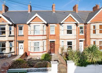 Thumbnail 3 bed terraced house for sale in Lyndhurst Road, Exmouth