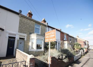 Thumbnail 3 bedroom terraced house for sale in Anns Hill Road, Gosport