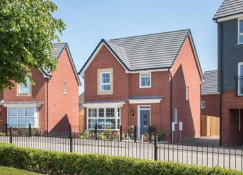 """Thumbnail 3 bedroom detached house for sale in """"Colchester"""" at Cranmore Circle, Broughton, Milton Keynes"""