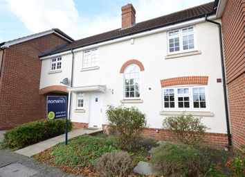 Thumbnail 5 bed end terrace house to rent in Elvetham Crescent, Fleet