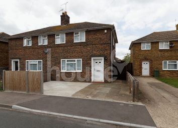 Thumbnail 2 bed semi-detached house for sale in Victoria Street, Sheerness