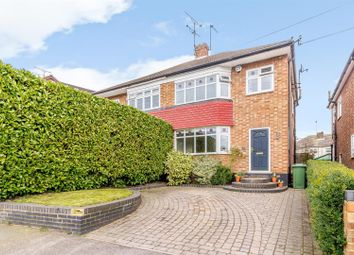 Thumbnail 3 bed semi-detached house for sale in The Meadows, Ingrave, Brentwood